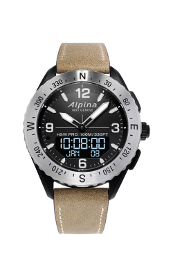 Alpina Alpinerx Watch AL-283LBBW5SAQ6 product image
