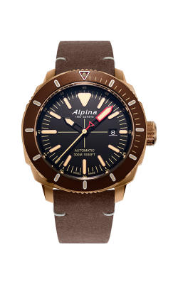 Alpina Diver 300 Automatic Watch AL-525LBBR4V4 product image