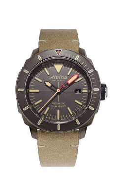 Alpina Diver 300 Automatic Watch AL-525LGG4TV6 product image