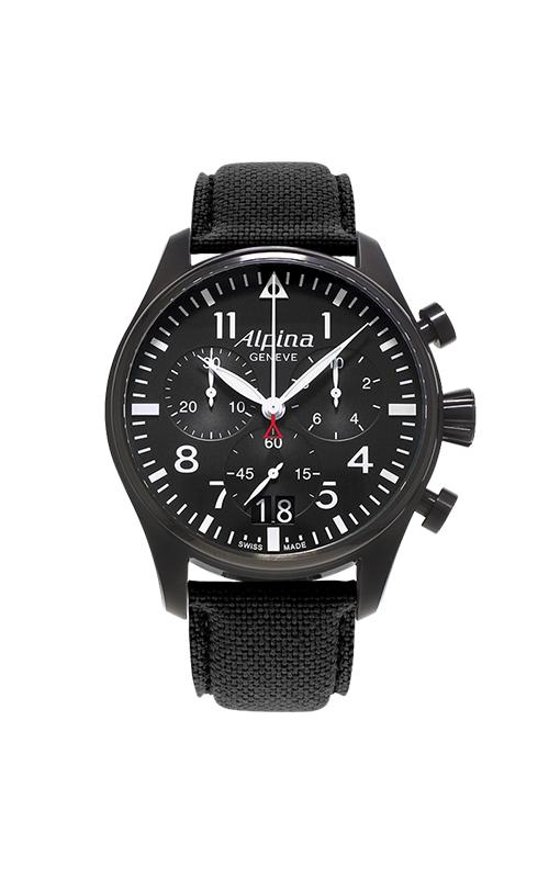 Alpina Pilot Quartz Chronograph Watch AL-372B4FBS6 product image