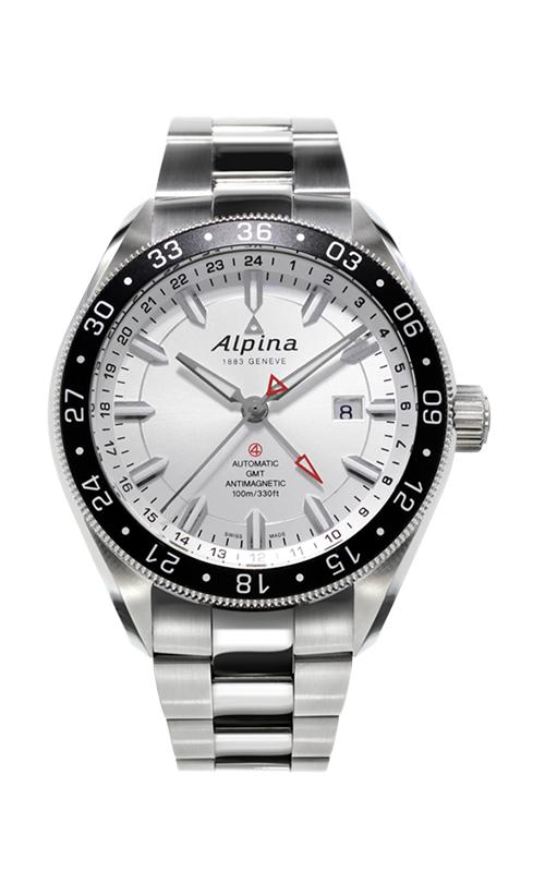 Alpina GMT 4 Watch AL-550S5AQ6B product image