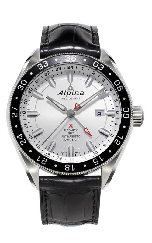 Alpina GMT 4 Watch AL-550S5AQ6 product image