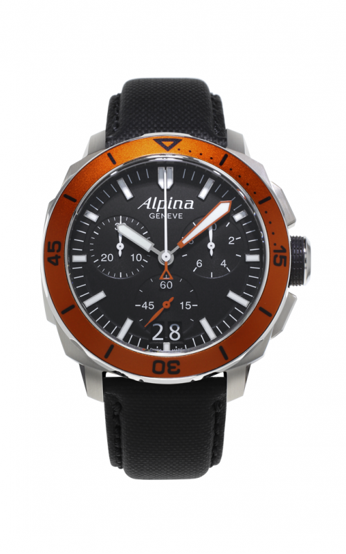 Alpina Pilot Quartz Chronograph Watch AL-372LBO4V6 product image