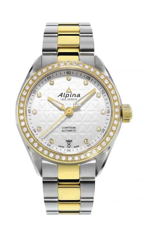Alpina Comtesse Watch AL-525STD2CD3B product image