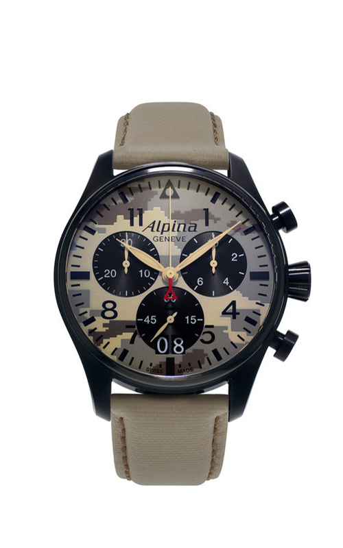 Alpina Startimer Pilot Watch AL-372MLY4FBS6 product image