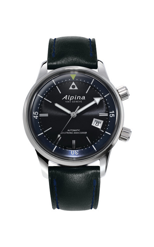 Alpina Diver Heritage Watch AL-525G4H6 product image