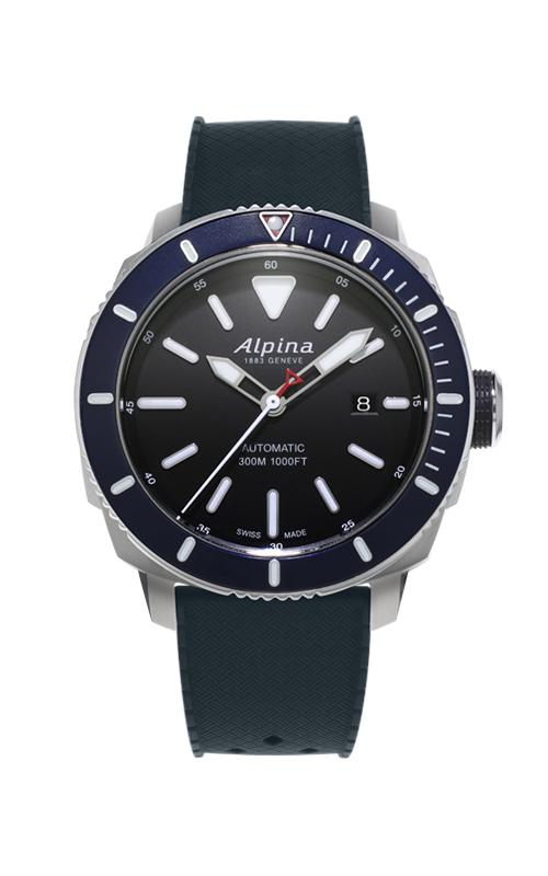 Alpina Diver 300 Automatic Watch AL-525LBN4V6 product image