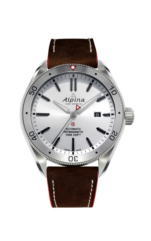Alpina Automatic 4 Watch AL-525SS5AQ6 product image