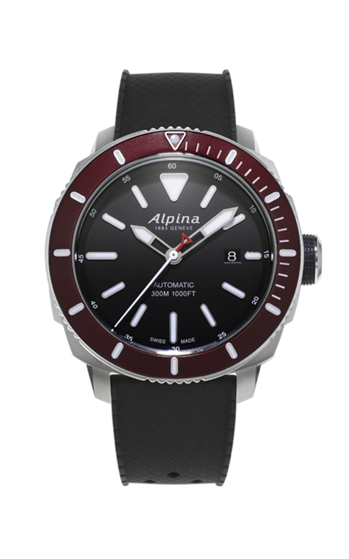 Alpina Diver 300 Automatic Watch AL-525LBBRG4V6 product image