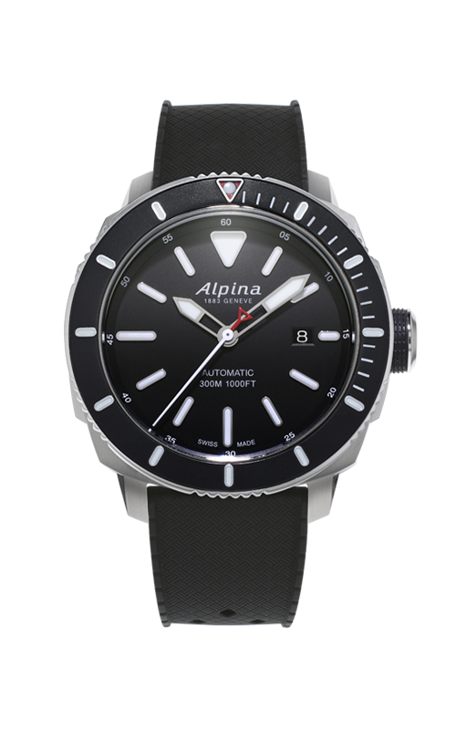 Alpina Diver 300 Automatic Watch AL-525LBG4V6 product image