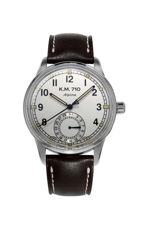Alpina Heritage Watch AL-710KMV4E6 product image