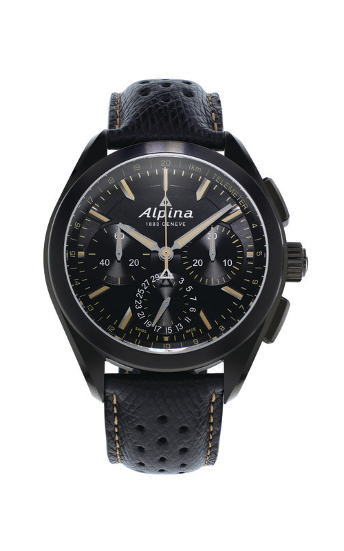 Alpina Manufacture 4 Watch AL-760BBG5FBAQ6 product image