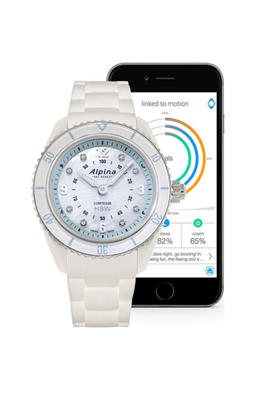 Alpina Horological Watch AL-281MPWND3V6 product image