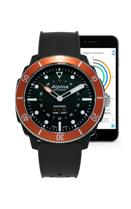 Alpina Horological Watch AL-282LBO4V6 product image