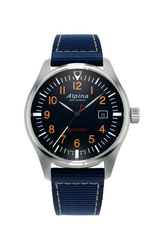 Alpina Startimer Pilot Watch AL-240N4S6 product image