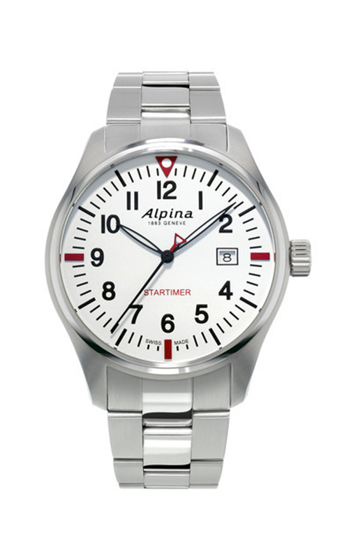 Alpina Pilot Quartz Watch AL-240S4S6B product image