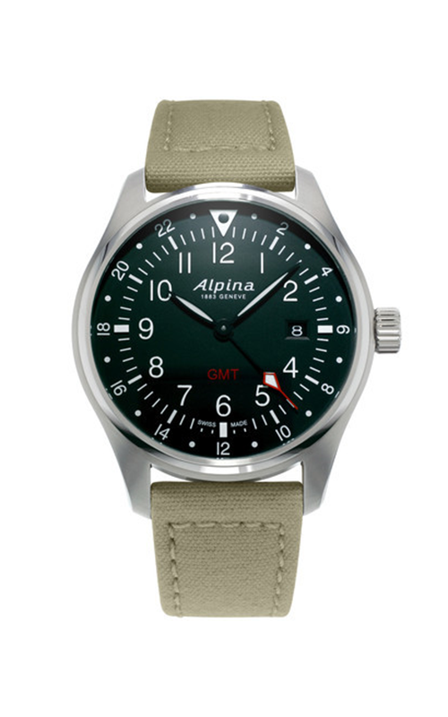 Alpina Pilot Quartz Watch AL-247B4S6 product image