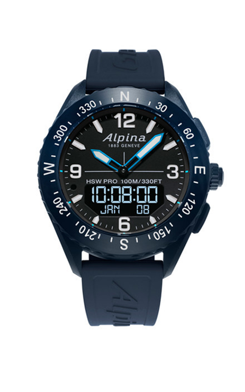 Alpina Alpinerx Watch AL-283LBN5NAQ6 product image