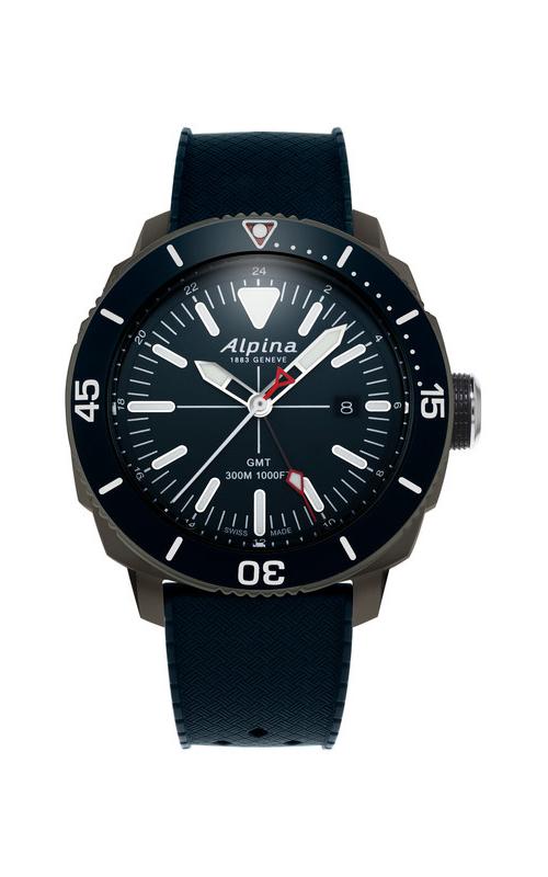 Alpina Driver Quartz GMT Watch AL-247LNN4TV6 product image