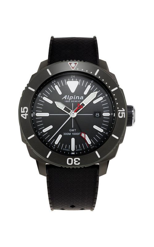 Alpina Driver Quartz GMT AL-247LGG4TV6