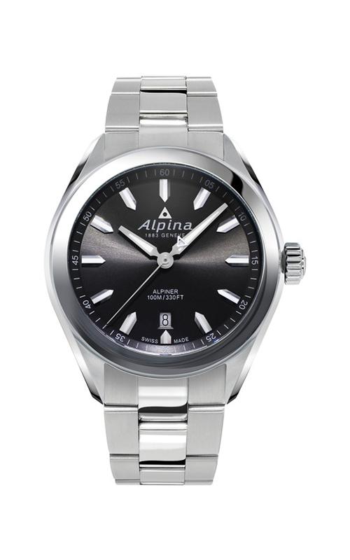 Alpina Alpiner Watch AL-240GS4E6B product image