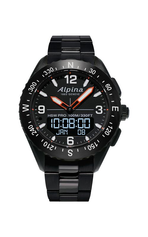 Alpina Alpiner Watch AL-283LBB5AQ6B product image