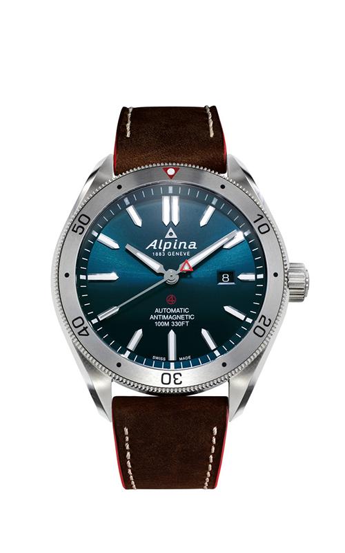 Alpina Alpiner 4 Watch AL-525NS5AQ6 product image