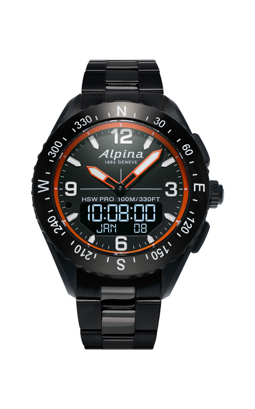 Alpina Alpinerx Watch AL-283LBO5AQ6B product image