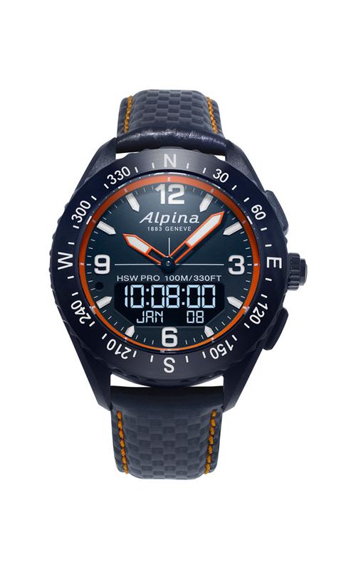 Alpina Alpinerx Watch AL-283LNO5NAQ6L product image