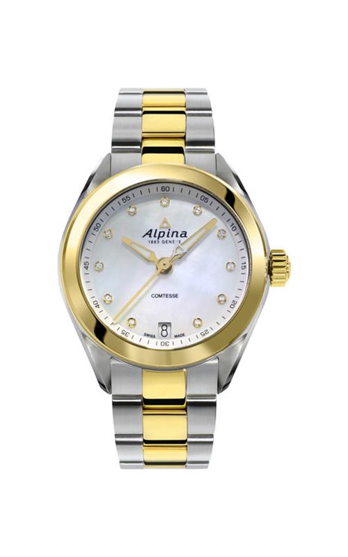 Alpina Comtesse Watch AL-240MPWD2C3B product image