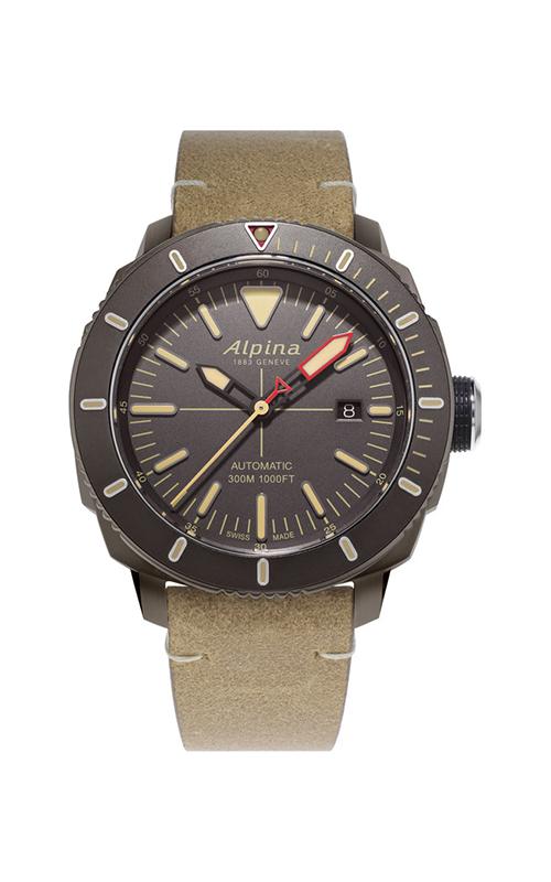 Alpina Diver 300 Automatic Watch AL-525LGG4TV6 product image