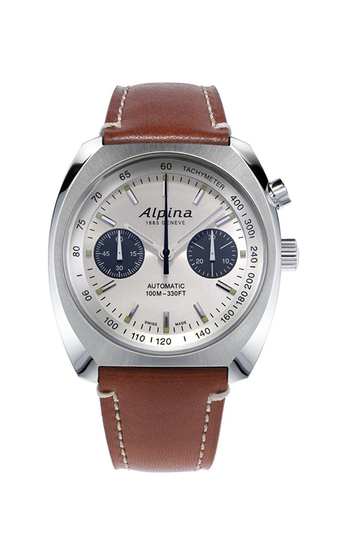 Alpina Startimer Heritage Pilot Watch AL-727SS4H6 product image