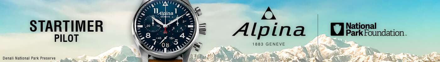 Alpina Women's Watches