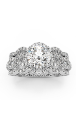 Amden Glamour Engagement Ring AJ-R4953 product image