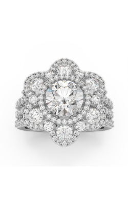Amden Jewelry Glamour Collection Engagement Ring AJ-R8285 product image