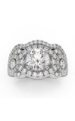 Amden Jewelry Glamour Collection Engagement Ring AJ-R8309 product image