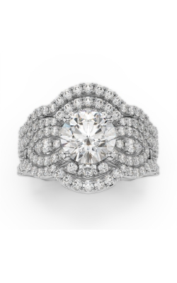 Amden Jewelry Glamour Collection Engagement Ring AJ-R8312 product image