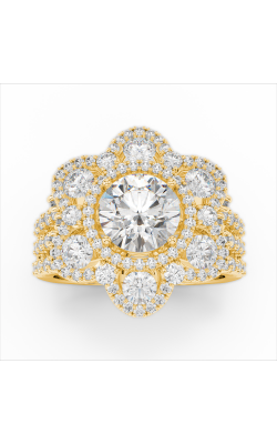 Amden Glamour Engagement Ring AJ-R8285 product image