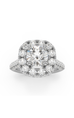Amden Seamless Engagement Ring AJ-R9662 product image