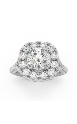 Amden Seamless Engagement Ring AJ-R9664 product image