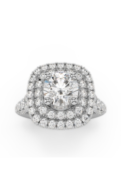 Amden Seamless Engagement Ring AJ-R9659 product image