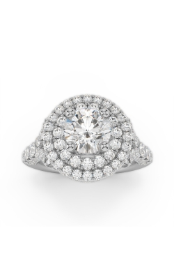 Amden Seamless Engagement Ring AJ-R9660 product image