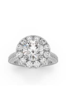 Amden Seamless Engagement Ring AJ-R9665 product image