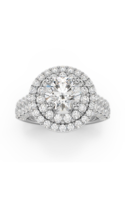 Amden Seamless Engagement Ring AJ-R9661 product image