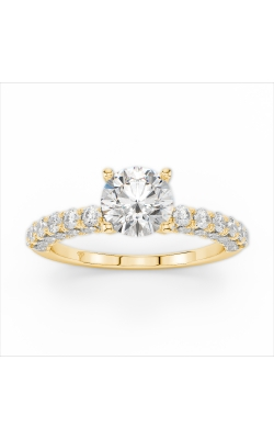 Amden Seamless Engagement Ring AJ-R9041 product image