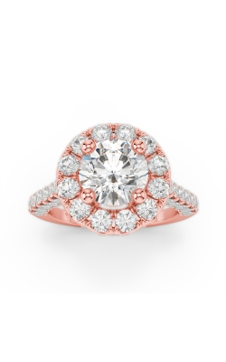 Amden Seamless Engagement Ring  AJ-R9663 product image
