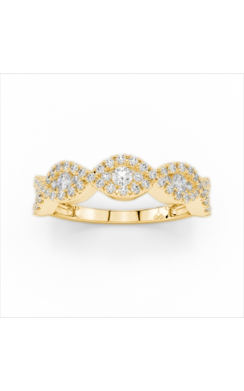 Amden Jewelry Glamour Collection Wedding band AJ-R6698 product image