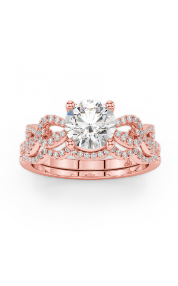 Amden Jewelry Glamour Collection Engagement ring AJ-R4314-1 product image