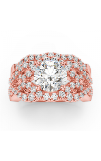Amden Jewelry Glamour Collection Engagement ring AJ-R7357-1 product image