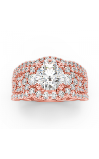 Amden Jewelry Glamour Collection Engagement ring AJ-R8301 product image
